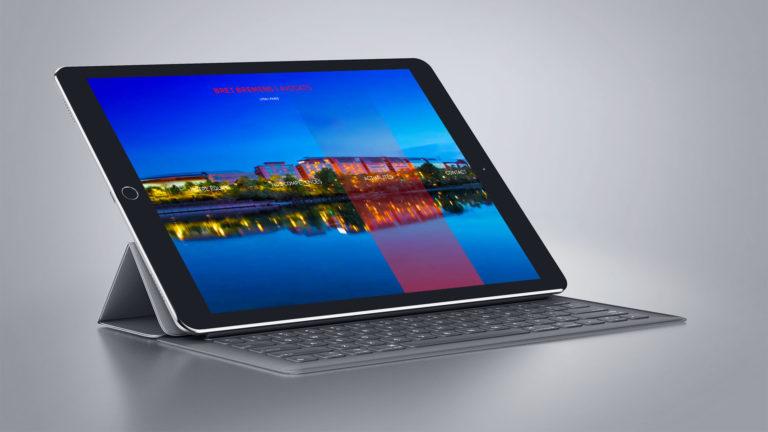 Bremens tablette ipad pro