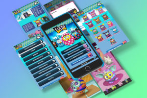 Application mobile hasbro furby boom