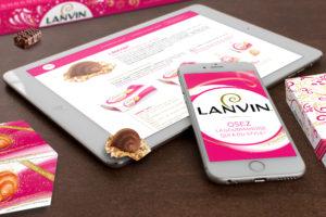 Lanvin site événementiel