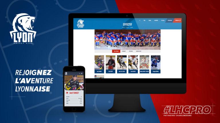 Lyon hockey club site officiel