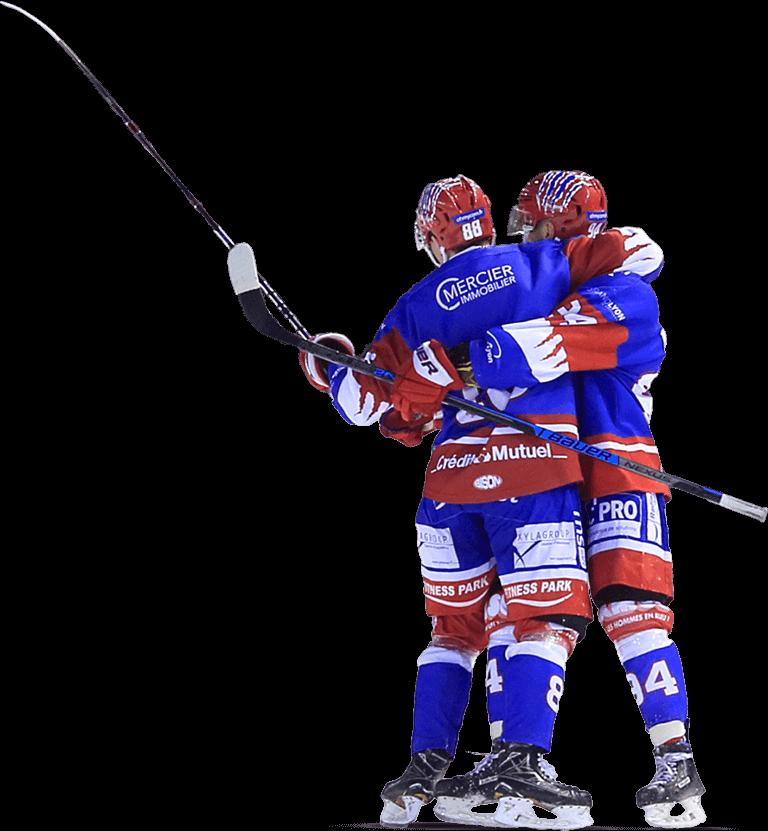Équipe hockey lyon