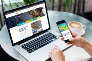 site web entreprise Corneloup