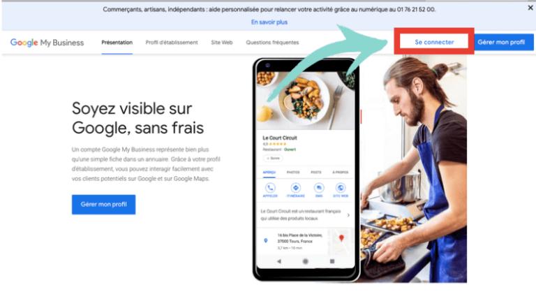 Améliorer sa présence en ligne avec Google My Business